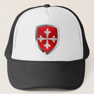 Boné Emblema de Pisa Mettalic