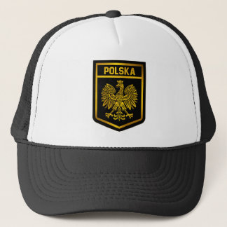 Boné Emblema de Polska