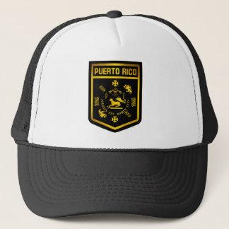 Boné Emblema de Puerto Rico