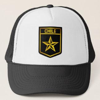 Boné Emblema do Chile