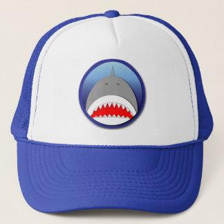 Boné Emblema do tubarão