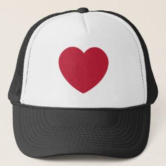 Boné Emoji Heart Love