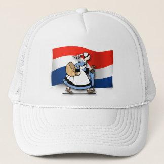 Boné Empregadas domésticas holandesas