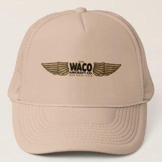 Boné empresa de aviões de waco