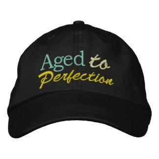 Boné Envelhecido à perfeição por SRF