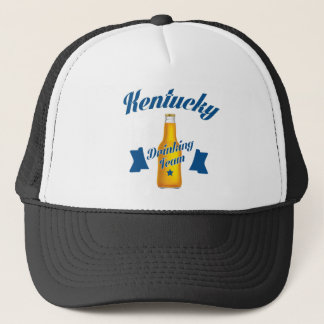 Boné Equipe do bebendo de Kentucky