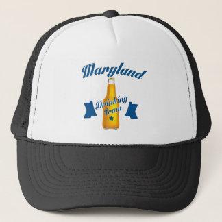Boné Equipe do bebendo de Maryland