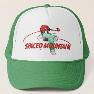 BONÉ EQUITAÇÃO SPACED-MOUNTAIN