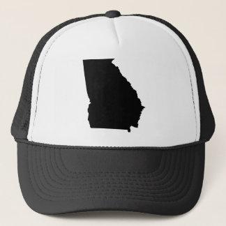 Boné Esboço do estado de Geórgia