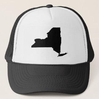 Boné Esboço dos Estados de Nova Iorque