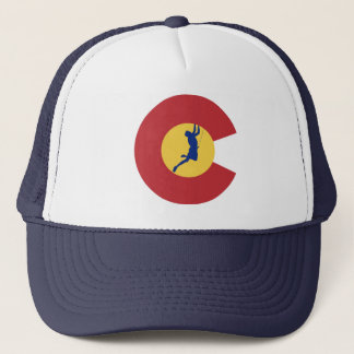 Boné Escalada de Colorado