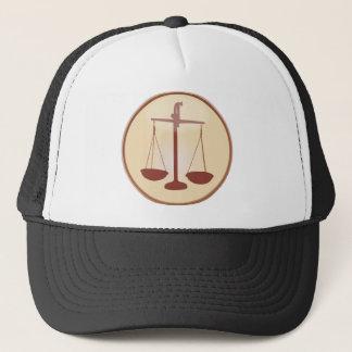 Boné Escalas de justiça