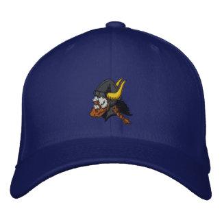 Boné Escandinavo Viking no capacete