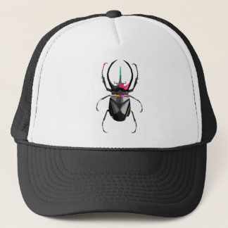 Boné Escaravelho geométrico