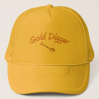Boné Escavador de ouro