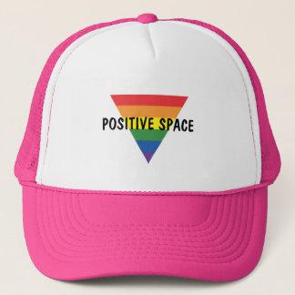 Boné +Espaço - chapéus para professores