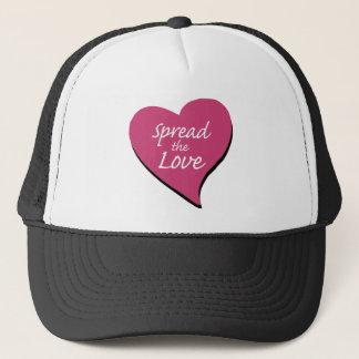 Boné Espalhe o amor