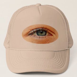 Boné Espreitar engraçado do terceiro olho de Marciano