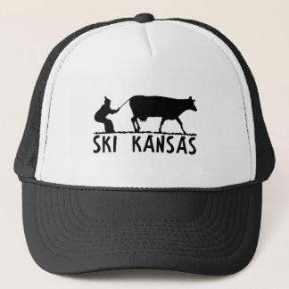 Boné Esqui Kansas