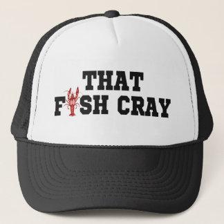 Boné esse peixe cray