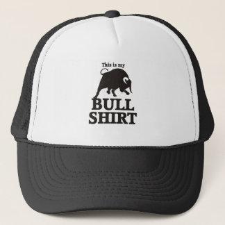 Boné Esta é minha camisa de Bull