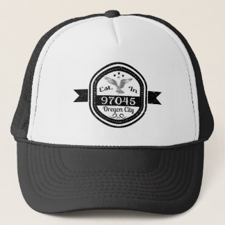 Boné Estabelecido na cidade de 97045 Oregon