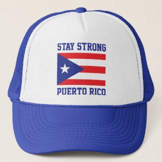 Boné Estada Puerto Rico forte após o furacão Maria