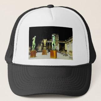 Boné Estátuas em Pompeii Italia - descoberta bonita