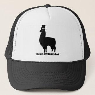 Boné Este é meu lama extravagante do chapéu