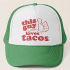 Boné Este Tacos dos amores da cara ou da menina