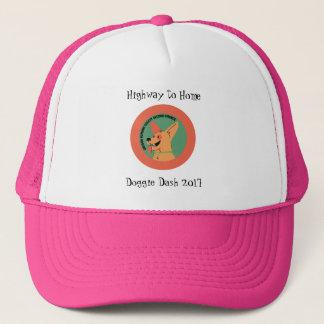 Boné Estrada da equipe para dirigir o chapéu do