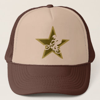 Boné Estrela de BMX