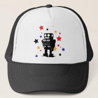 Boné Estrela do robô