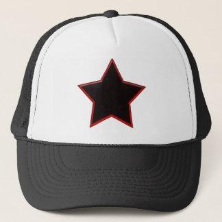 Boné Estrela preta