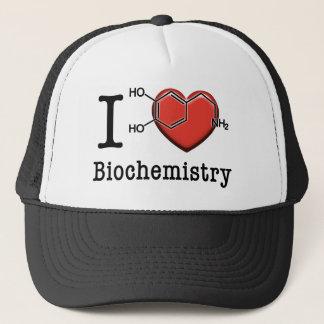 Boné Eu amo a bioquímica