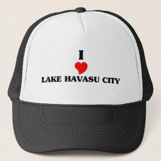 Boné Eu amo a cidade de Lake Havasu