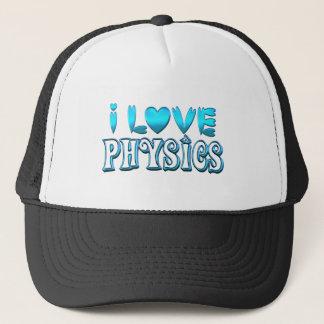 Boné Eu amo a física