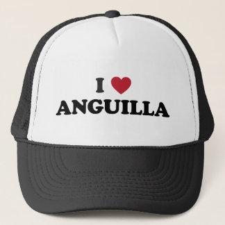 Boné Eu amo Anguilla