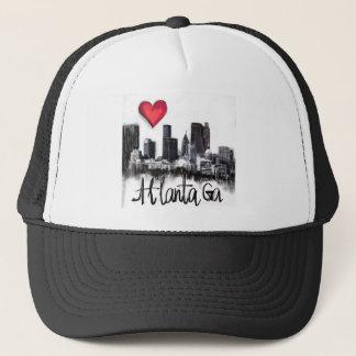 Boné Eu amo Atlanta