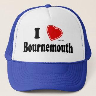 Boné Eu amo Bornemouth