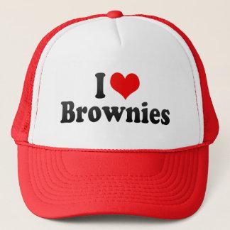 Boné Eu amo brownies
