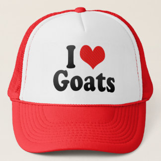 Boné Eu amo cabras