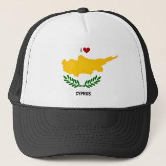 Boné Eu amo Chipre