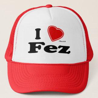 Boné Eu amo Fez
