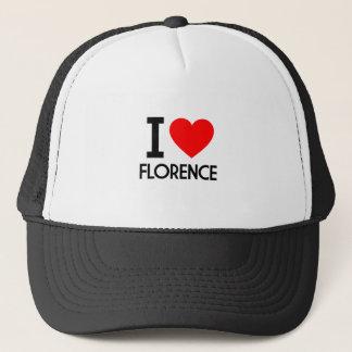 Boné Eu amo Florença