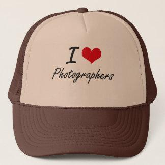 Boné Eu amo fotógrafo