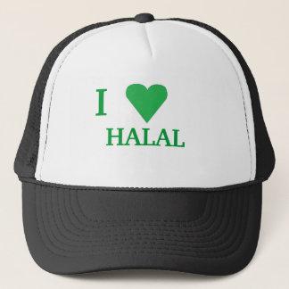 Boné Eu amo HALAL