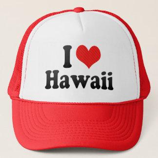 Boné Eu amo Havaí