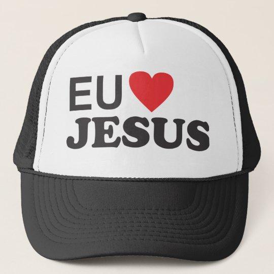 Boné - Eu amo Jesus