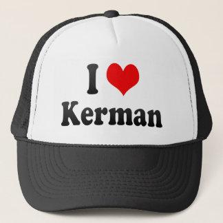 Boné Eu amo Kerman, Irã